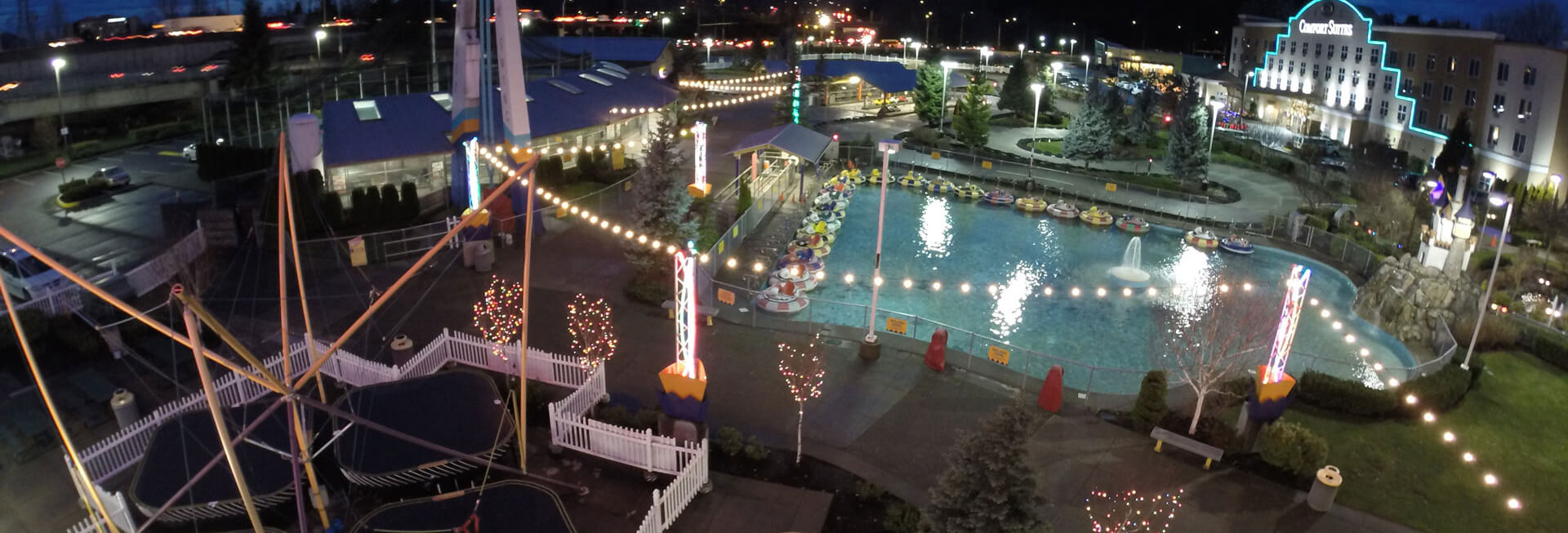 Family Fun Centers and Bullwinkle's